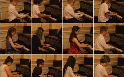 2017 Év végi Zongora Vizsga