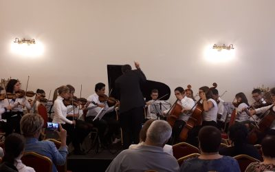 Zene Világnapi ünnepség a Molnár Antal Zeneiskolában