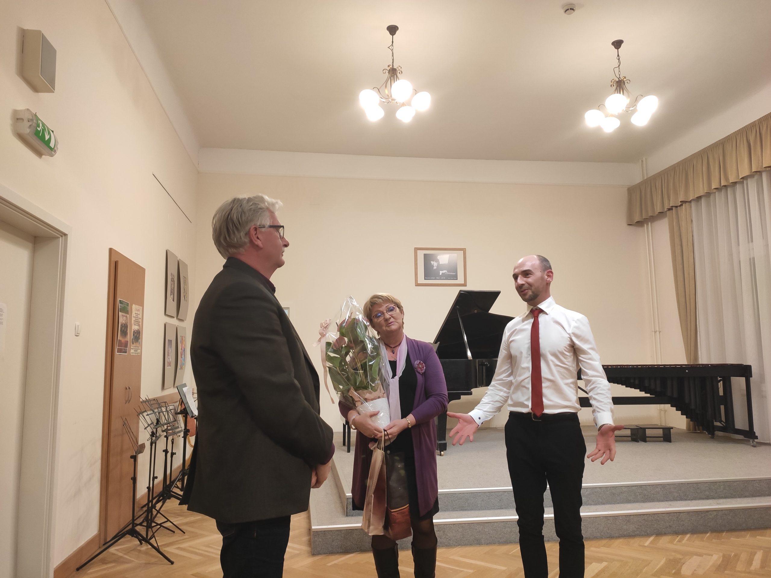 Közös hangverseny a Keszthelyi Festetics György Zeneiskolával